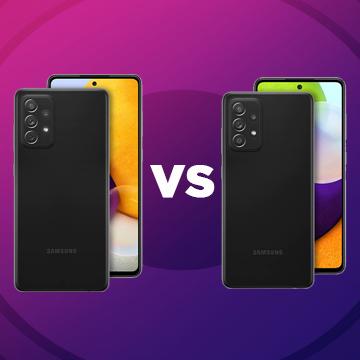 Perbandingan Spek dan Harga Samsung Galaxy A72 vs Galaxy A52