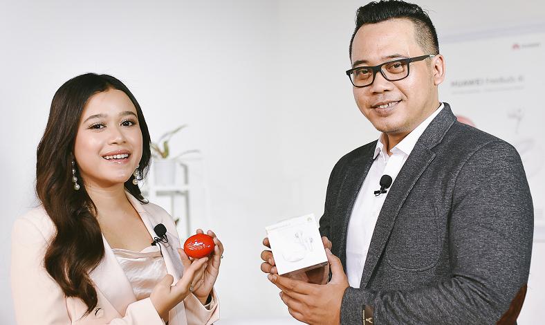 Huawei rilis TWS dan Smartwatch Terbaru