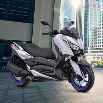Yamaha XMAX 250 Luncurkan Warna Baru, Harga Masih Sama