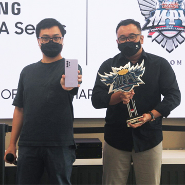 Samsung Galaxy A Series Jadi Official Smartphone di Mobile Legends