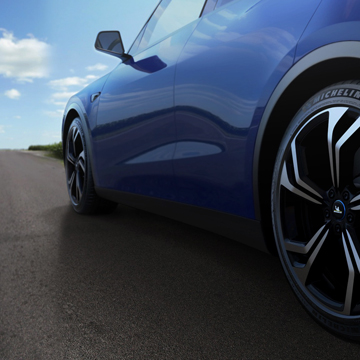Ban Khusus Mobil Listrik di Jalan Raya, Pertama dari Michelin