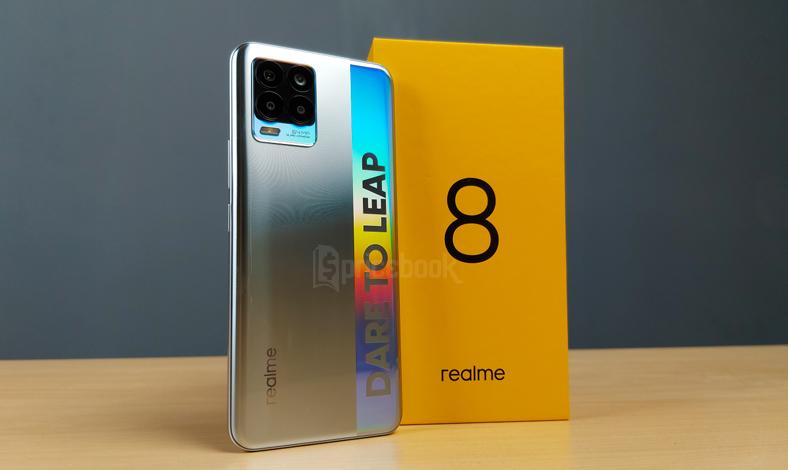 review realme 8