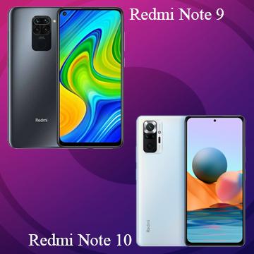 Spesifikasi Redmi Note 9 vs Redmi Note 10, Beda 400 Ribu
