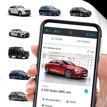 Mercedes-Benz Luncurkan Mercedes-Benz Virtual Showroom dan 5-year StarService