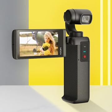 Moza Tantang DJI Pocket 2 dengan Kamera Gimbal yang Lebih Murah