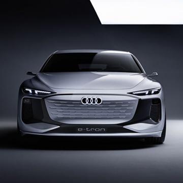 Audi Bocorkan Desain Konsep Mobil Listrik A6 E-Tron