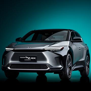 Penampakan bZ4X, Mobil Listrik Toyota yang Akan Meluncur di 2022