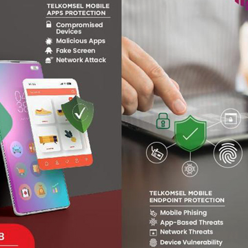 Telkomsel Gandeng Lookout Hadirkan Telkomsel Mobile Apps Protection