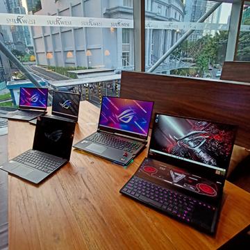 Intip Asus ROG Zephyrus DUO 15 SE, Laptop Gaming Sangar Buat Sultan
