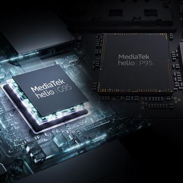 Hp MediaTek Helio G95 dan Helio P95 Terbaik di 2021