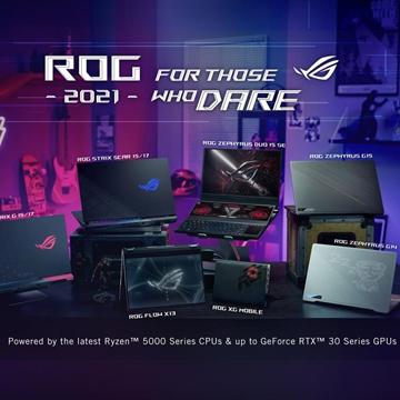 Jajaran Laptop Gaming ASUS Terbaru 2021 dan Harganya