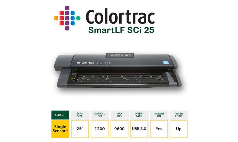 Colortrac SmartLF SCI