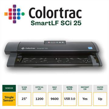 Colortrac SmartLF SGi dan SCi, Scanner Pintar Ukuran Besar