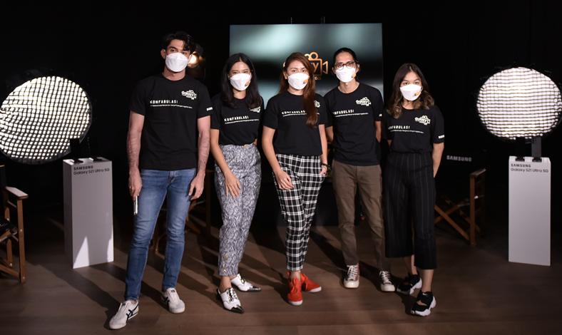 Samsung Rilis Film Pendek Pertama dengan Galaxy S21 Ultra 5G