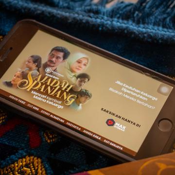MAXstream Rilis Sajadah Panjang, Serial Baru di Bulan Ramadan