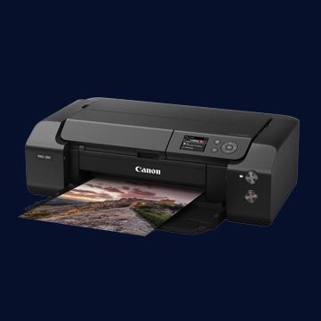 Canon Luncurkan Printer dengan Sistem Tinta 10 Warna