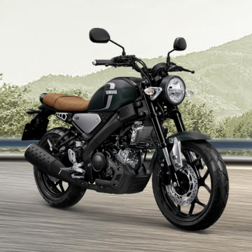 Yamaha XSR 155 Hadir dengan Warna Matte Green, Harga 30 Jutaan
