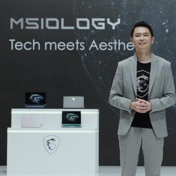 MSI Luncurkan Jajaran Laptop Bertema Tech Meets Aesthetic