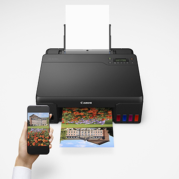 Printer Canon Seri G, Lebih Efisien dengan Desain Modular