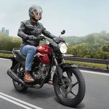 Honda New CB150 Verza Punya Tampilan Baru, Harga 20 Jutaan