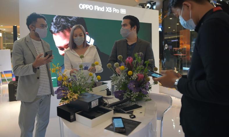 Penjualan Perdana Find X3 Pro 5G