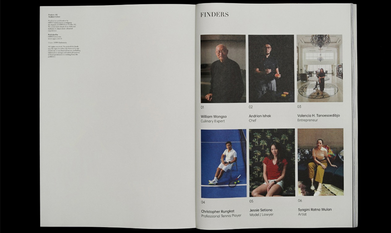 finders book