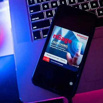Telkomsel nGage, Perkuat Komunikasi Bisnis Korporasi