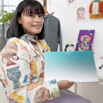 Laptop Acer Swift 3 Infinity 4 Ocean Blue Dibanderol Mulai 12 Jutaan