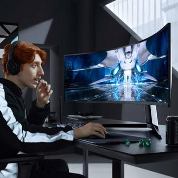 Samsung Luncurkan Monitor Gaming Odyssey Neo G9