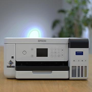 Epson Luncurkan SureColor–F130, Printer Sublimasi A4 Pertama untuk UMKM