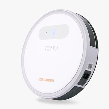 Review Umeda Tomo, Robot Vacuum Cleaner dengan Smartpath Mapping
