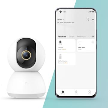 Mi 360° Home Security Camera 2K Raih Sertifikasi Keamanan dari BSI