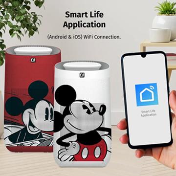Air Purifier Mickey Pertama di Indonesia, Kolaborasi Notale dan Disney