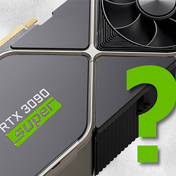 Nvidia RTX 3090 Super Akan Hadir dengan Power Maksimal