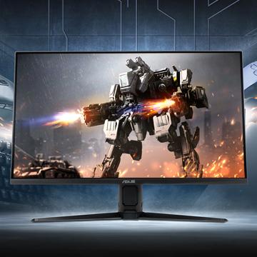 TUF Gaming VG28UQL1A, Monitor Gaming untuk PC dan Konsol