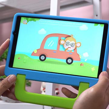 Huawei MatePad T8 Kids Edition, Menyenangkan dan Aman untuk Anak
