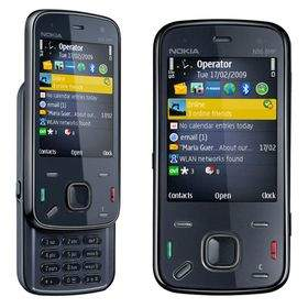 Feature Phone Nokia N86 8MP