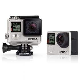 Action Cam GOPRO HERO4 Silver Edition
