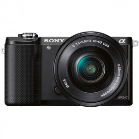 Mirrorless Sony Alpha A5000 Kit 16-50mm