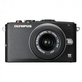 Mirrorless Olympus PEN E-PL6 Kit 14-42mm