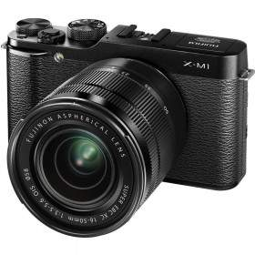 Mirrorless Fujifilm Finepix X-M1 KIT 16-50mm + 35mm