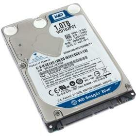 Harddisk Internal Komputer Western Digital Scorpio Blue WD10JPVT 1TB