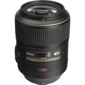 Nikon AF-S 105mm f / 2.8G IF-ED VR Micro