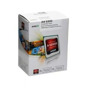 Processor Komputer AMD A4-5300 Trinity