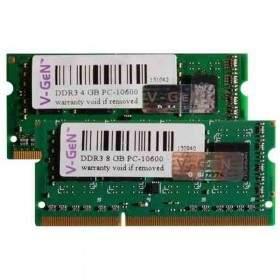 V-Gen 8GB DDR3 PC10600