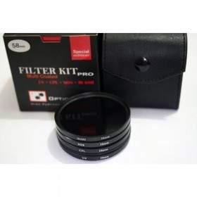 OpticPro Kit PRO 58mm