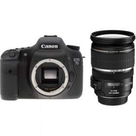 Canon EOS 7D Kit EF 17-55mm