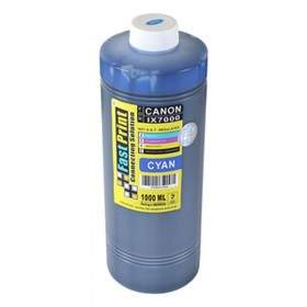 Fast Print Dye Based Photo Premium Canon Cyan 1000ml