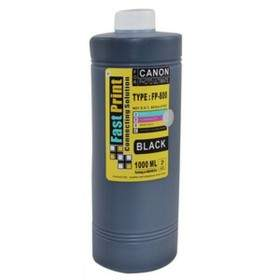 Fast Print Dye Based Photo Ultimate Canon Black 1000ml