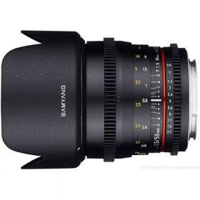 Samyang 50mm for Sony